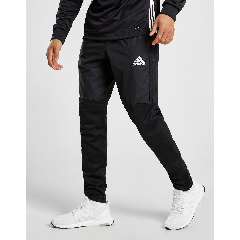 d8207e294b4 Adidas - Black Tiro Warm Up Track Pants for Men - Lyst. View fullscreen