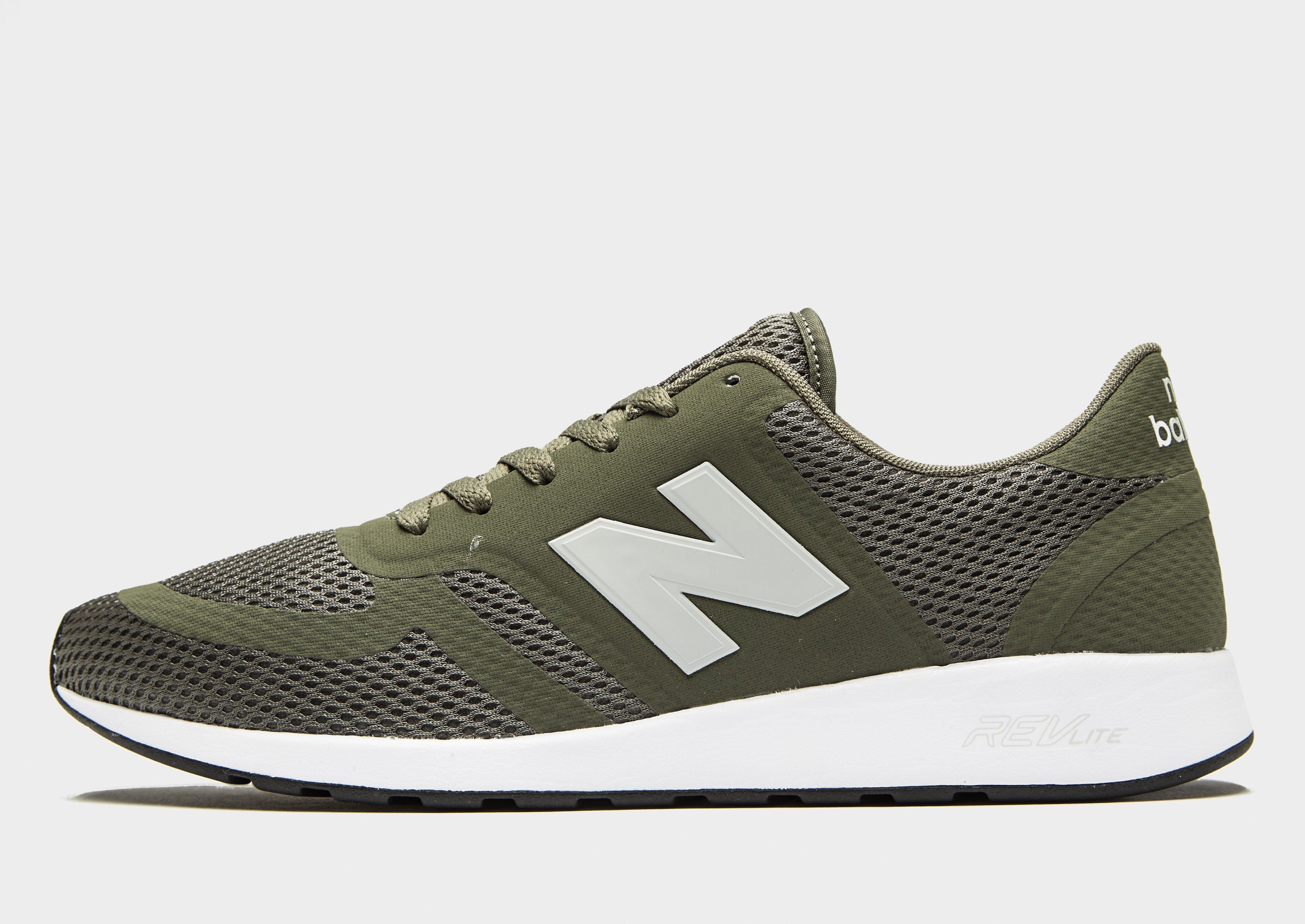 Lyst - New Balance 420 Knit in Green for Men - Save 43%