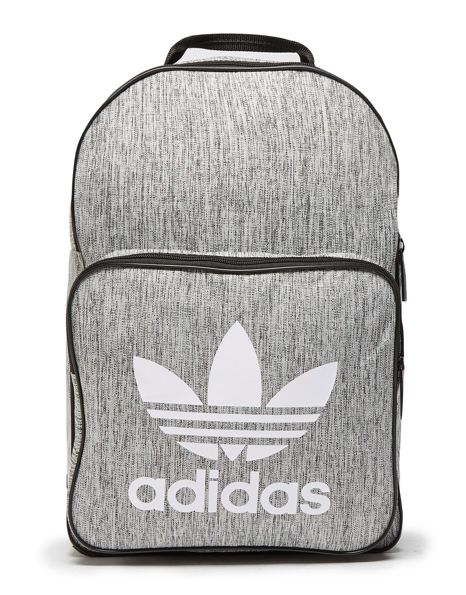 b5a5ca7cb9e7 Lyst - adidas Originals Classic Melange Backpack in Gray for Men