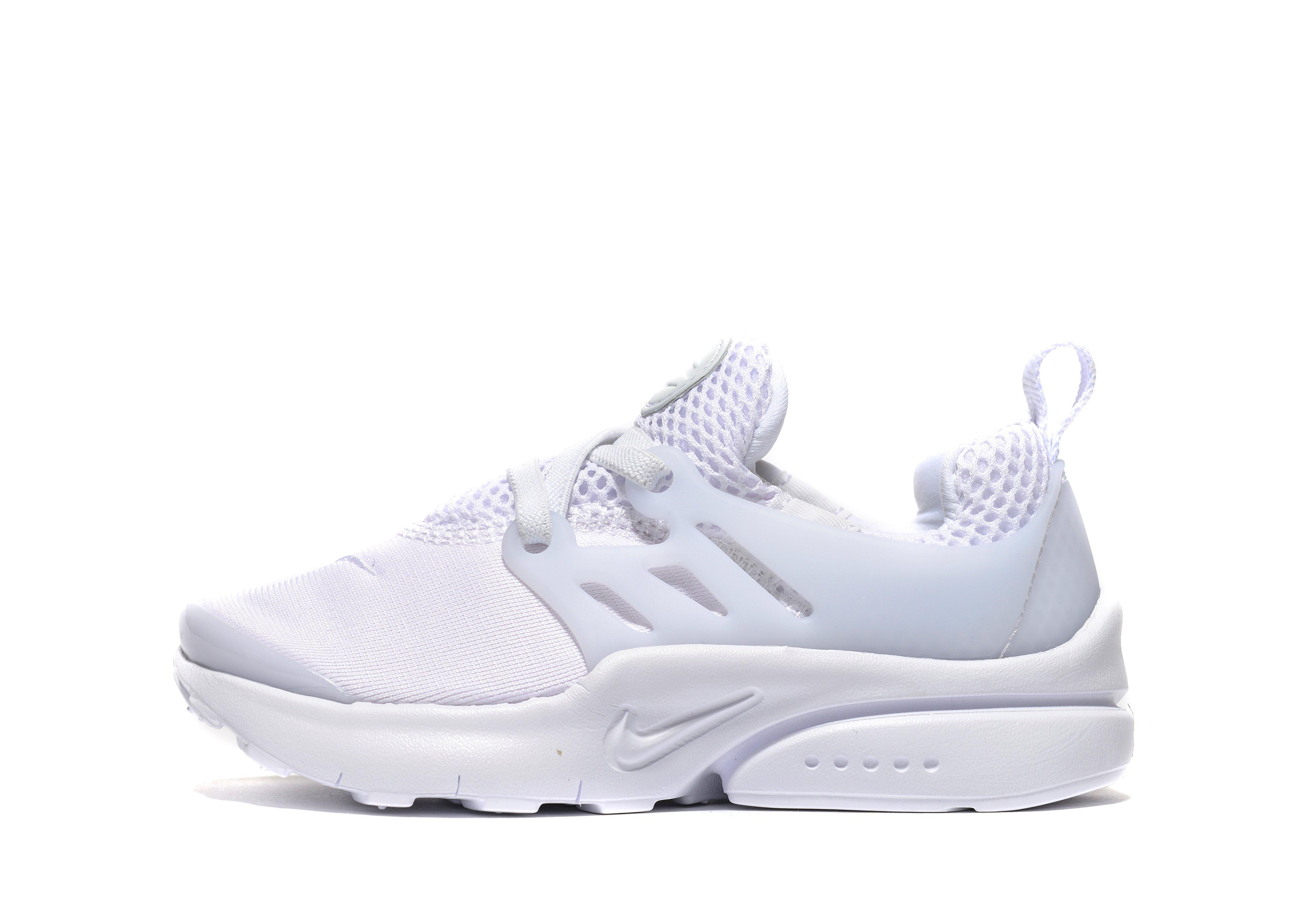 competitive price cd473 60c40 ... sale lyst nike air presto infant in white d3538 c6a0f