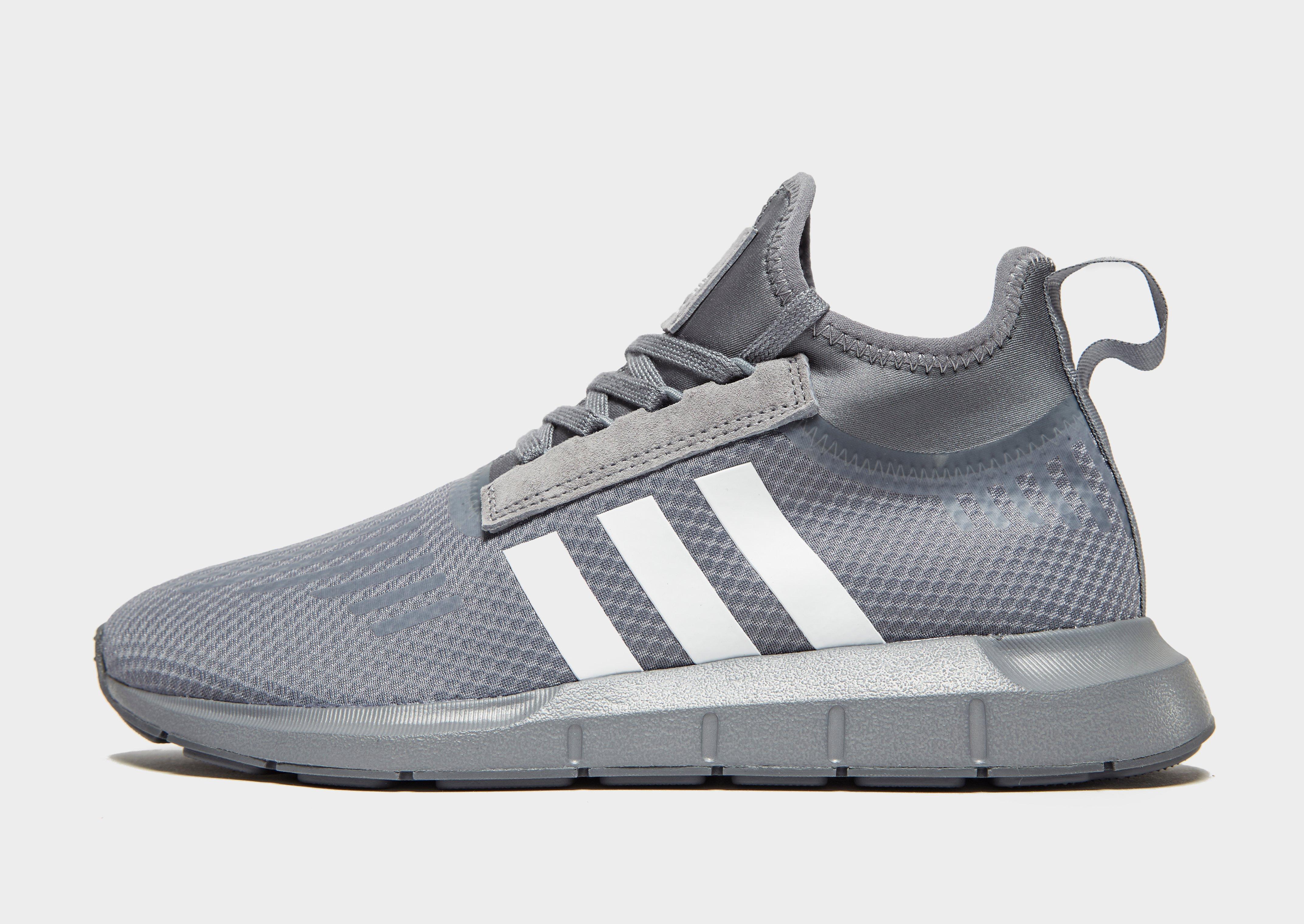 d2dabfd4b3693 Lyst - adidas Swift Run Barrier Shoes in Gray for Men