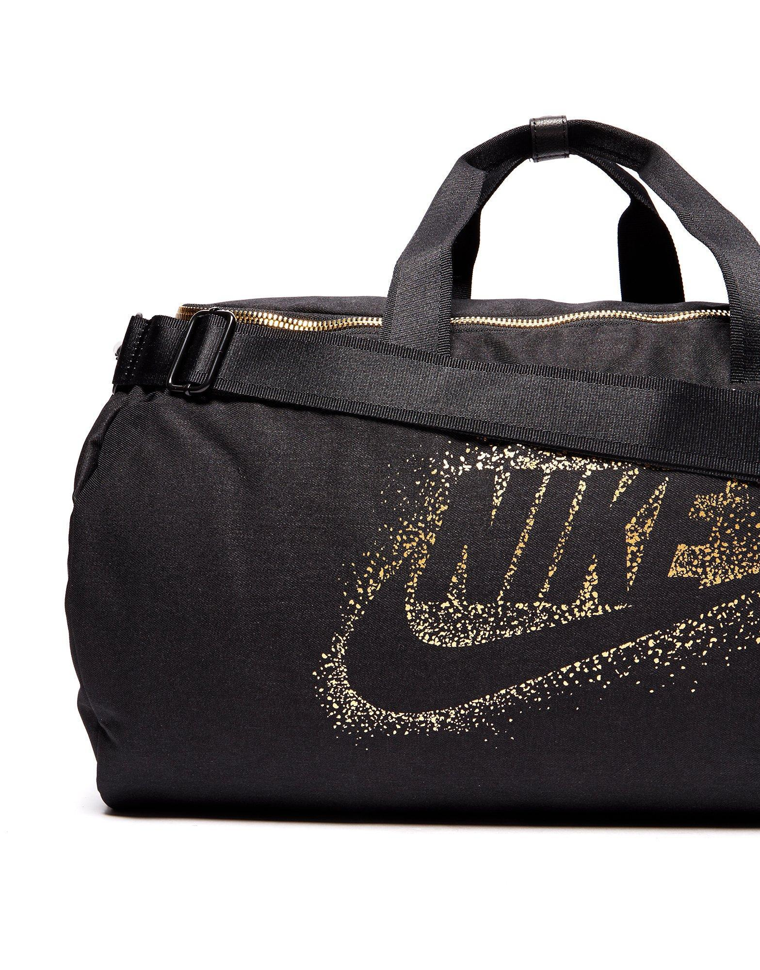 Lyst - Nike Met Duffle Bag in Black for Men d0865088d1f22