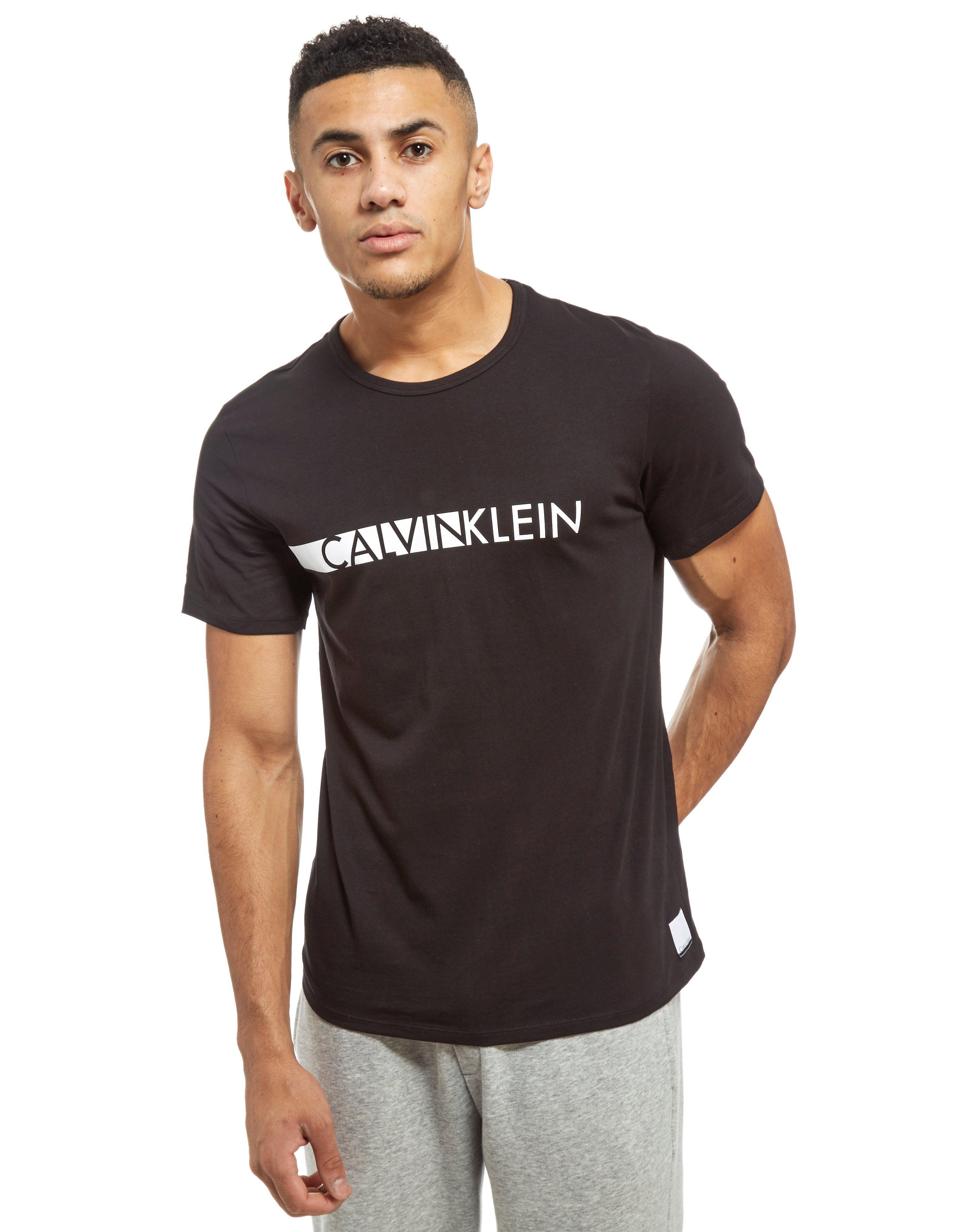 logo T-shirt - Black CALVIN KLEIN 205W39NYC Sale Latest Collections Clearance Online Cheap Real ucLYnRs