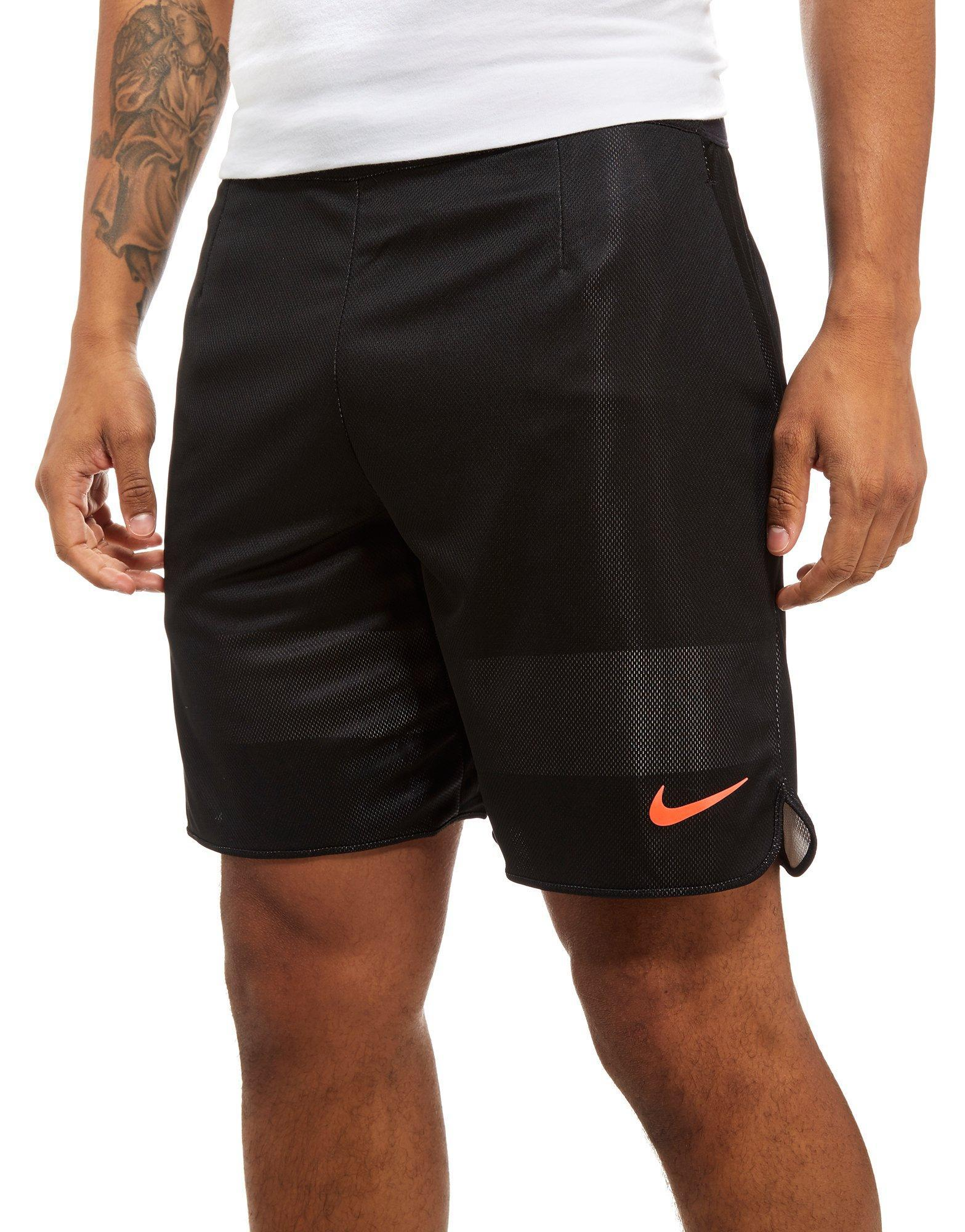Nike Ace Tennis Shorts in Black for Men - Lyst