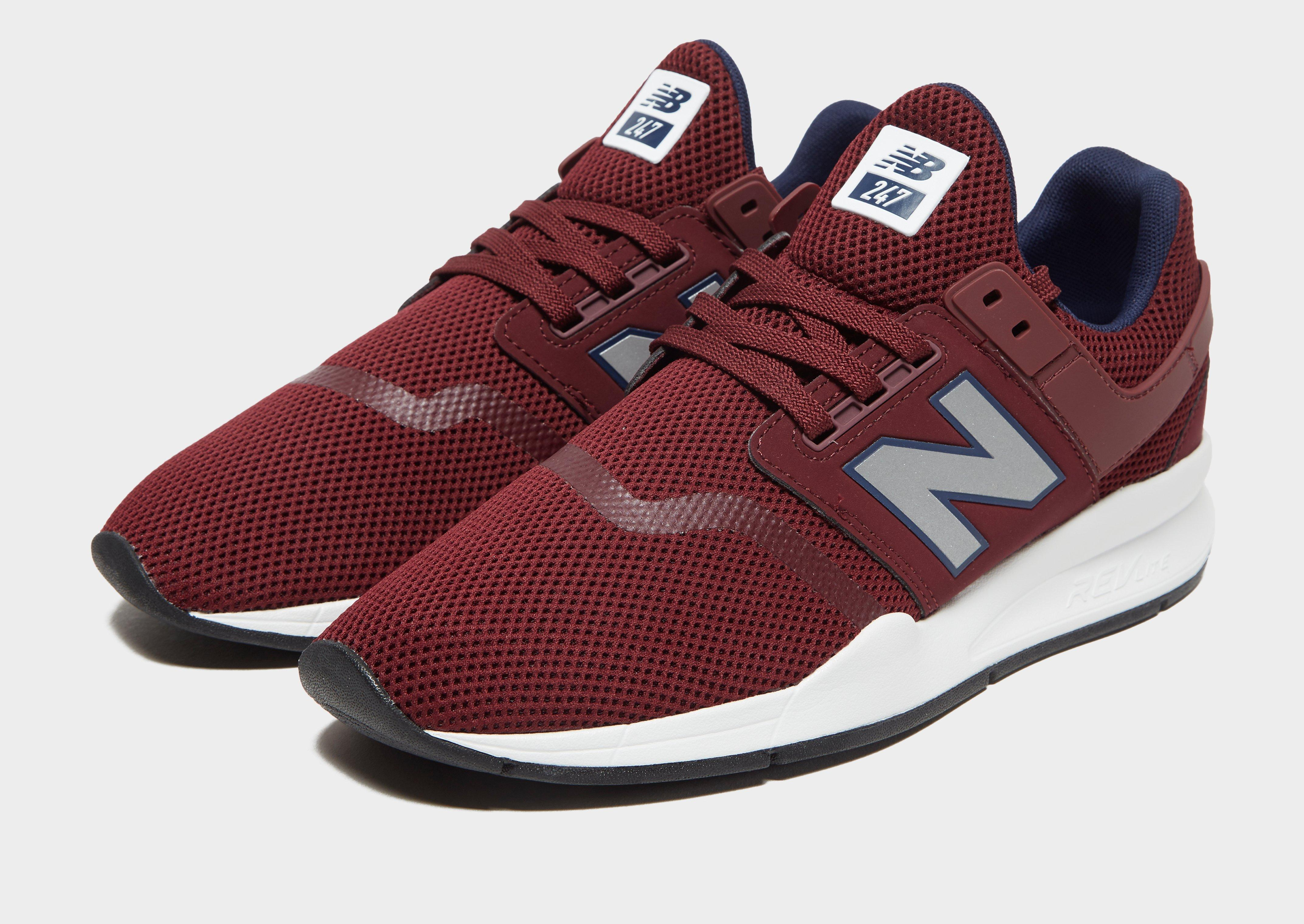 19a0f0f3a371e Lyst - New Balance 247 in Red for Men