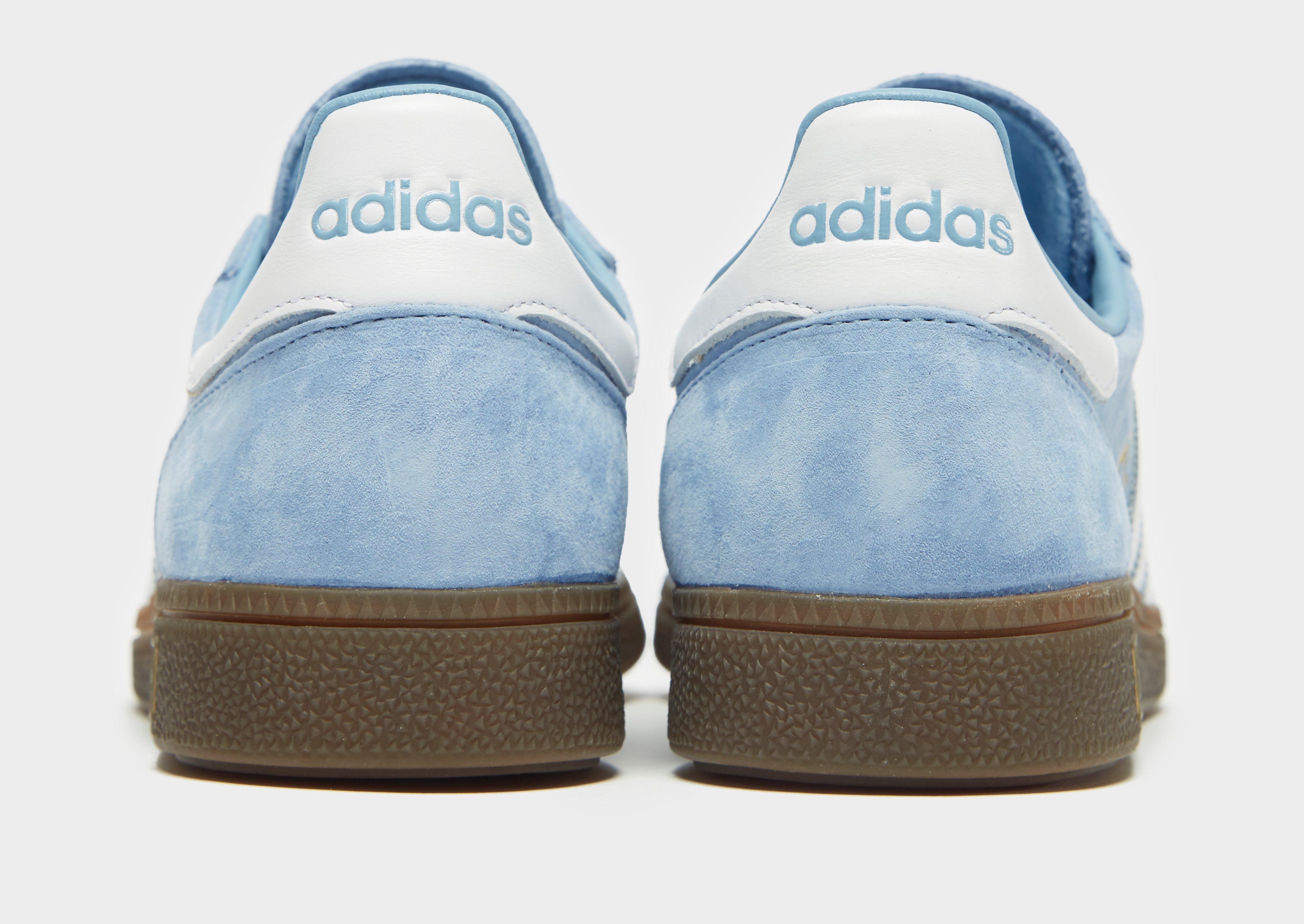 88be33d96240 Adidas Originals - Blue Handball Spezial for Men - Lyst. View fullscreen