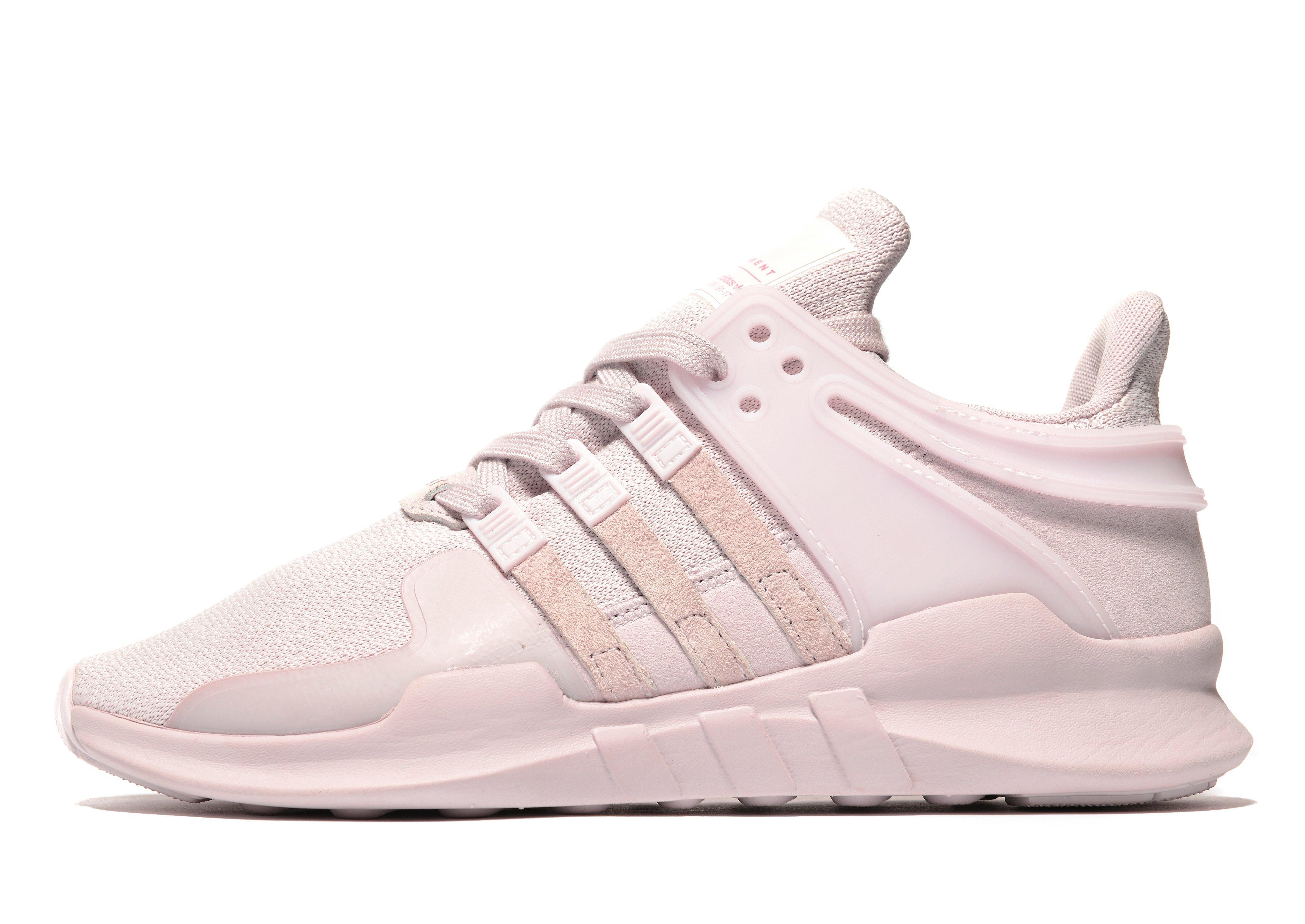 b5d2cc4c001f Adidas Originals Eqt Support Adv in Pink - Lyst