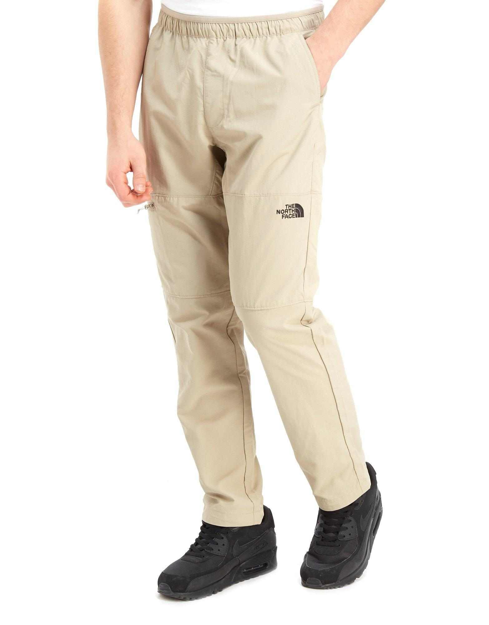 best supplier wholesale online the best attitude The North Face Natural Z-pocket Pants for men