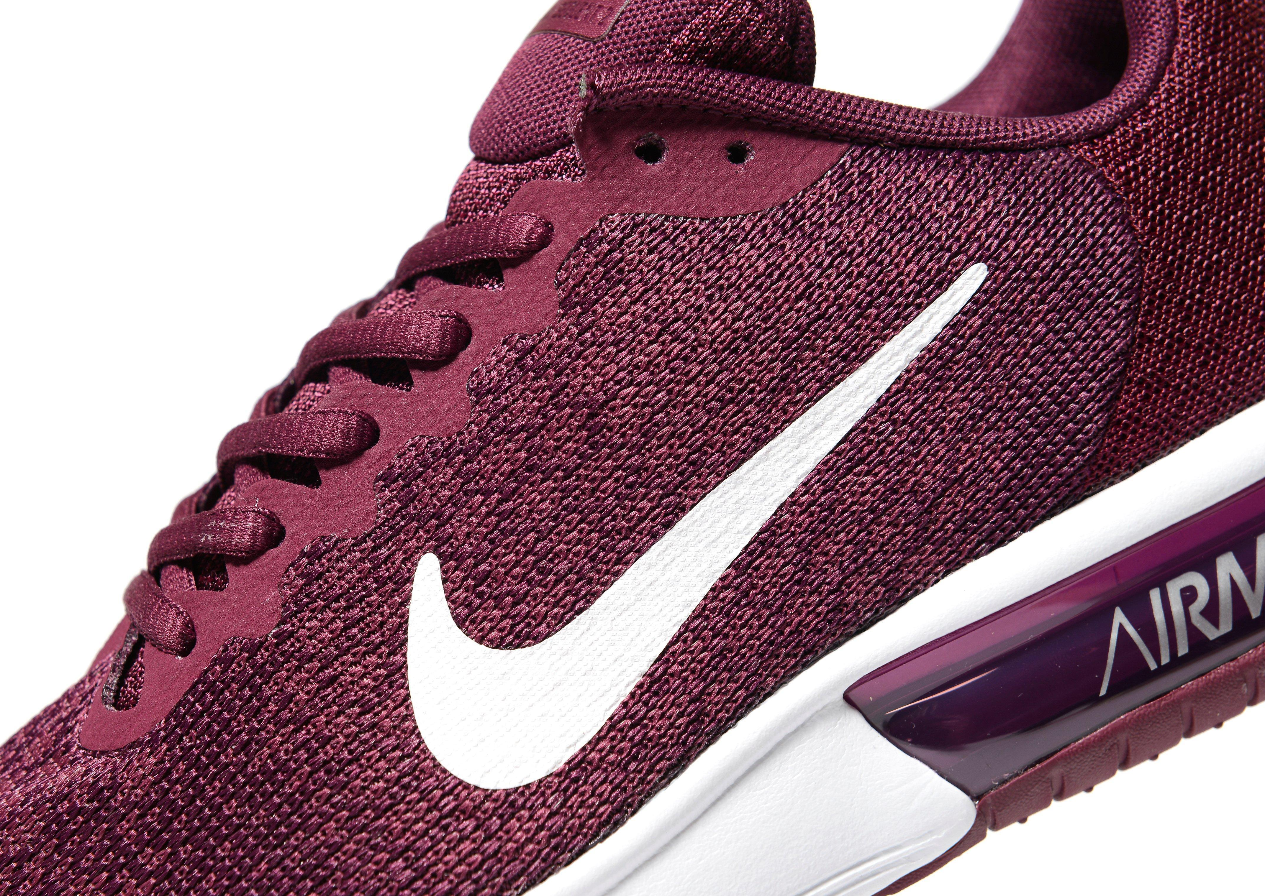 air max sequent 2 homme rouge
