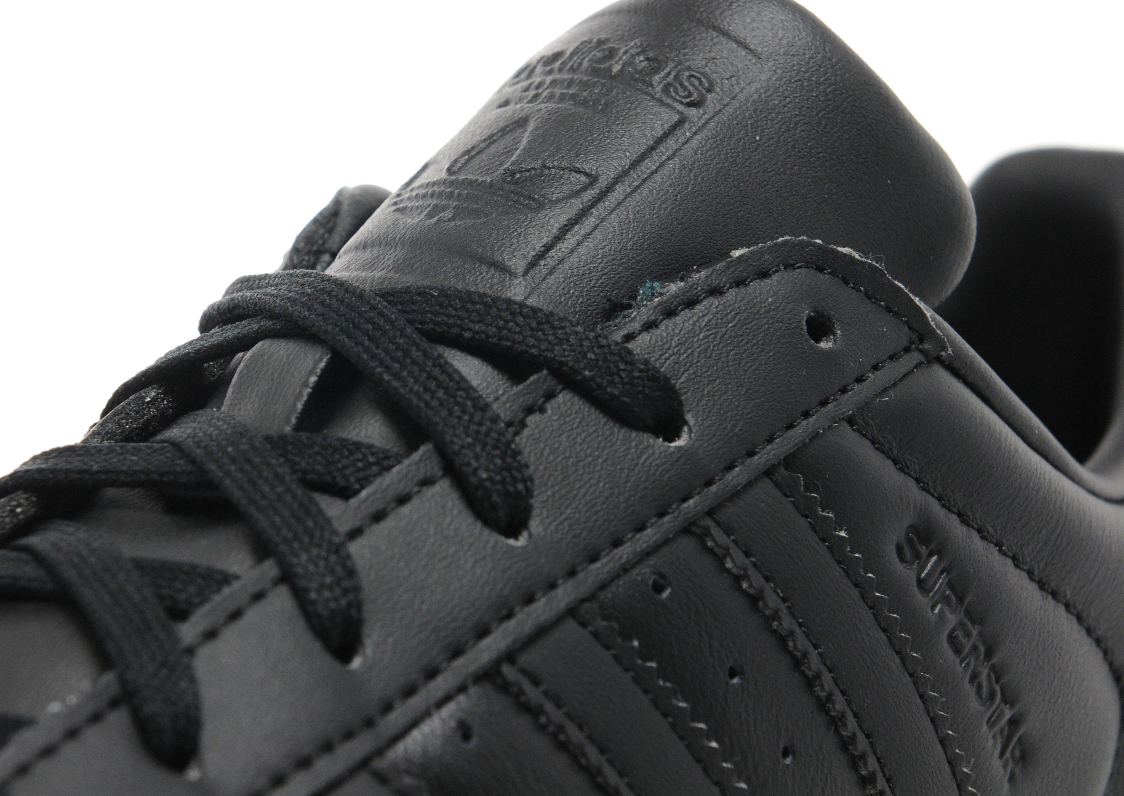 2c949db3ff8 Lyst - adidas Originals Superstar Gloss in Black