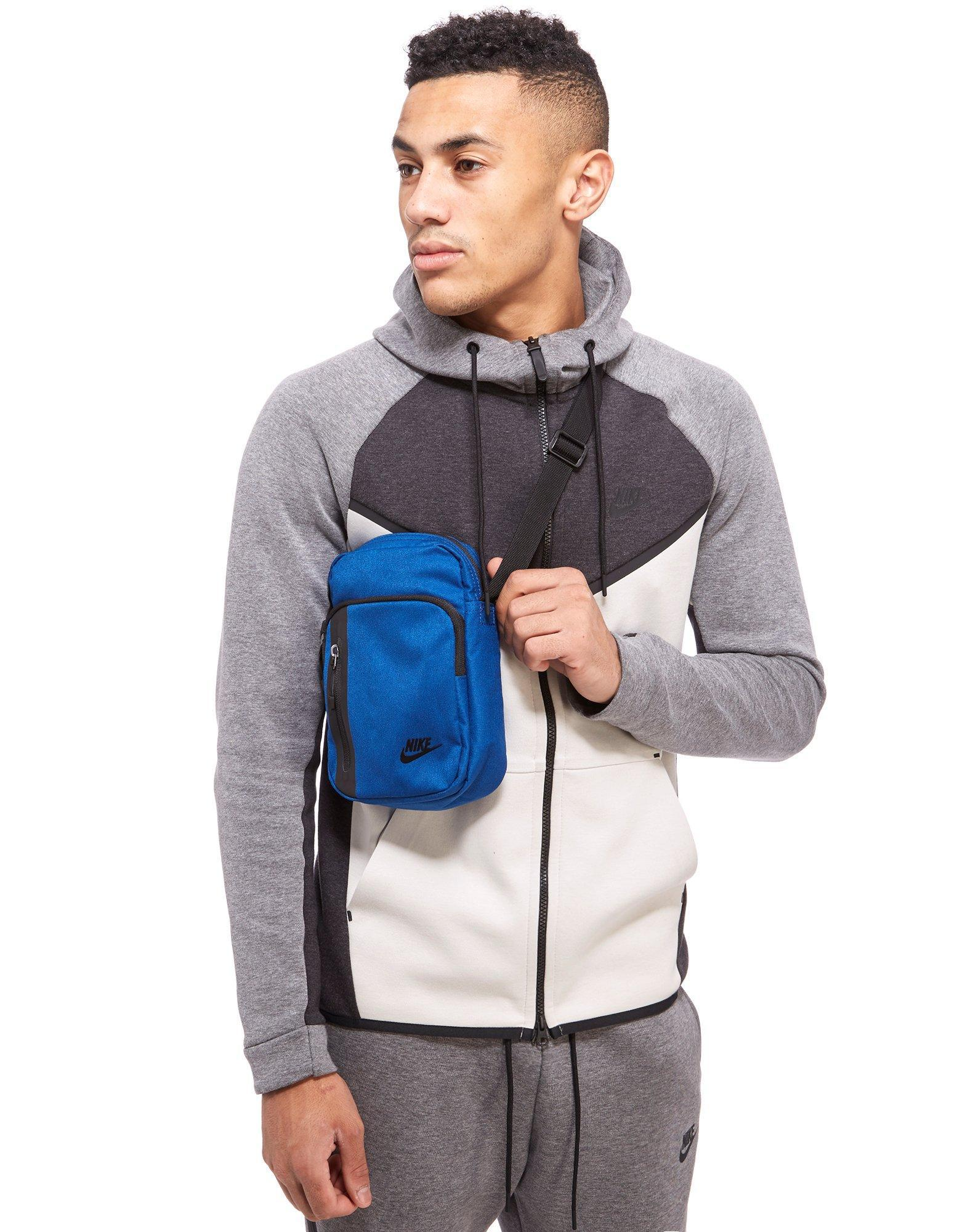 Lyst - Nike Core Small Items 3.0 Pouch Bag in Blue for Men 44888348ae