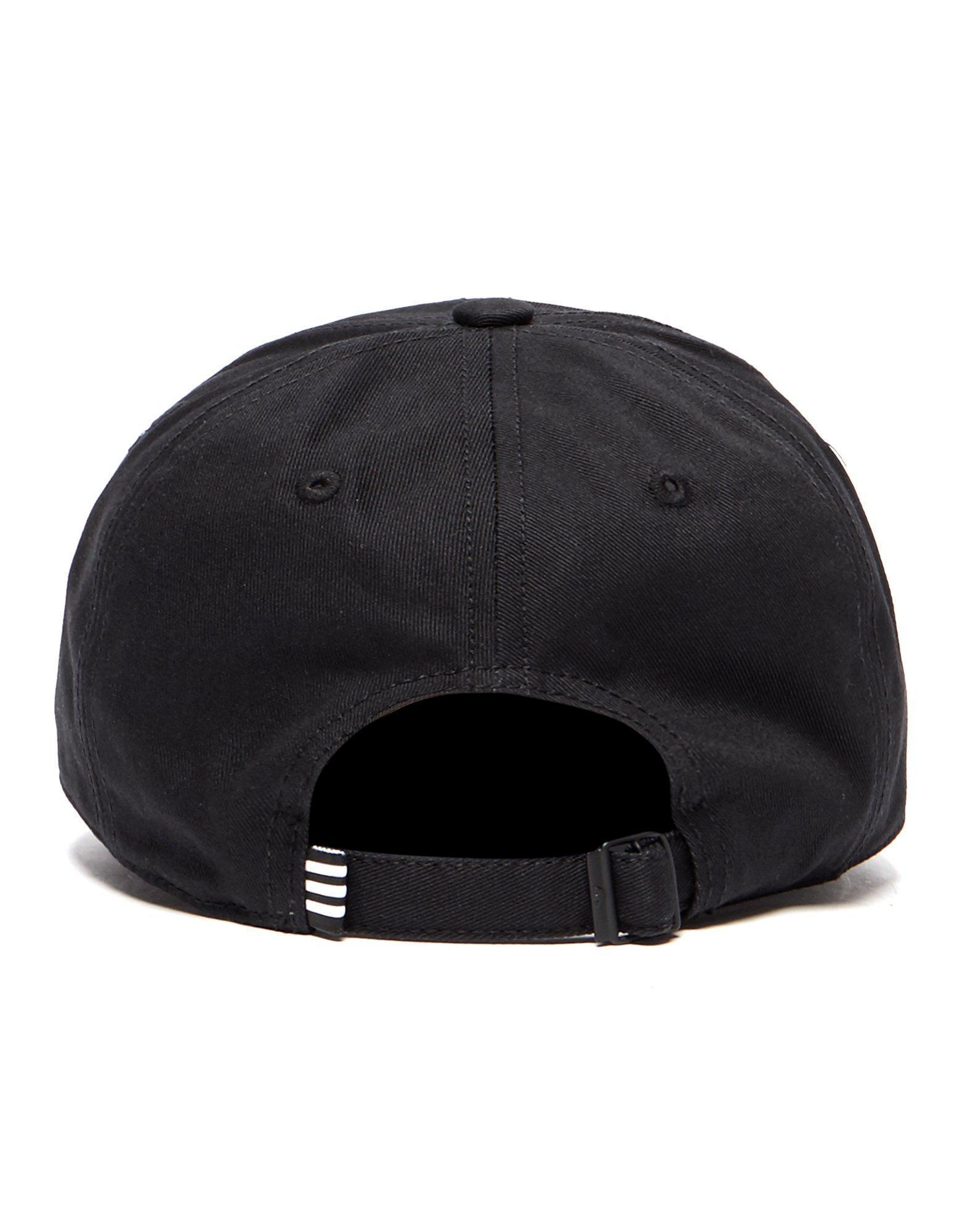 d35677d0251 Lyst - adidas Originals Trefoil Classic Cap in Black for Men