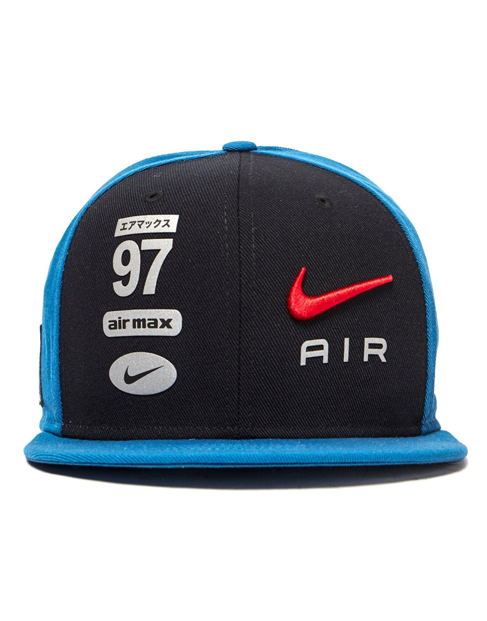 428e6834e81 Nike Air Max Snapback in Blue for Men - Lyst