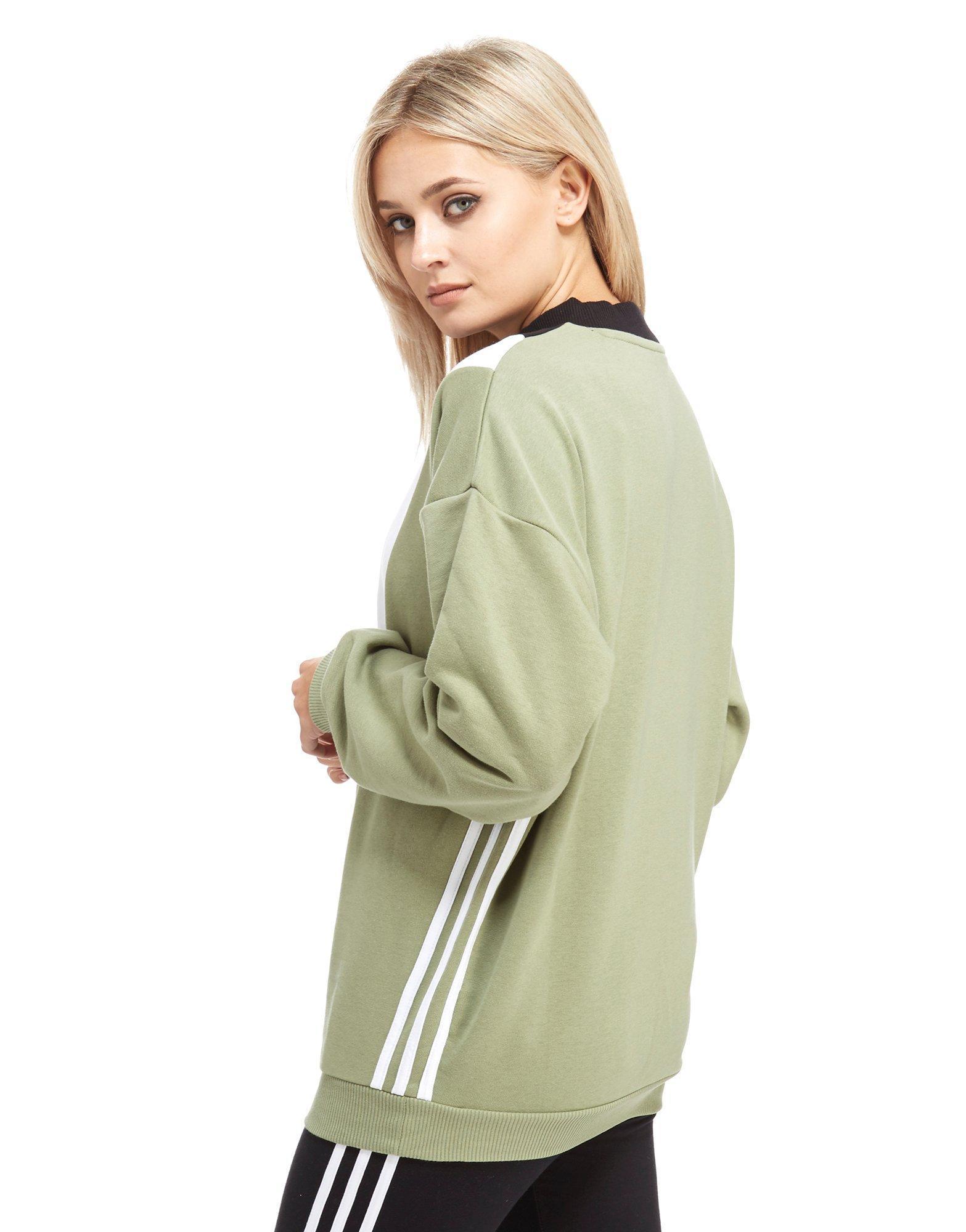 Adidas Originals Black Chevron Sweatshirt