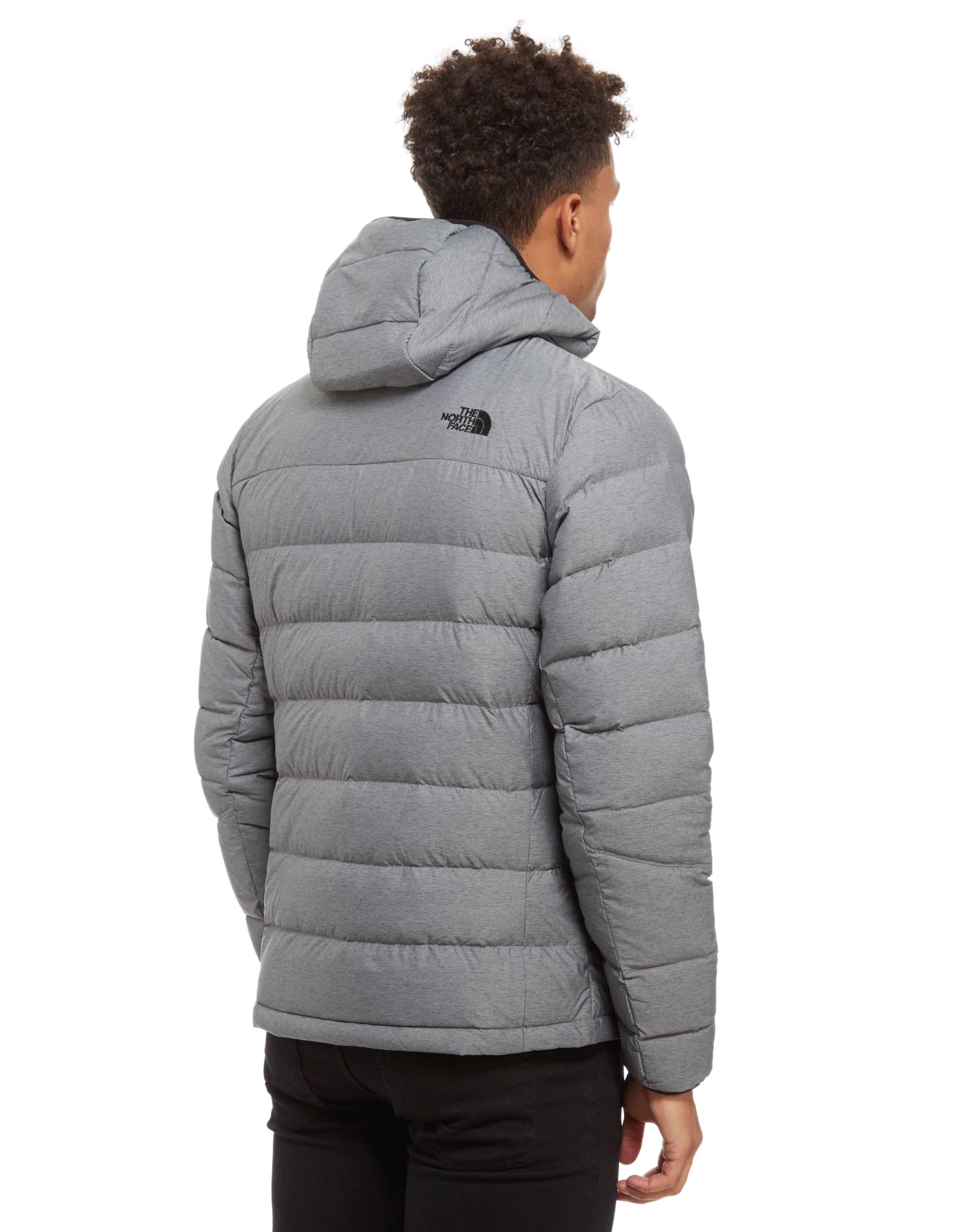 Lyst - The North Face Shark Down Padded Jacket in Gray for Men d531ae36f