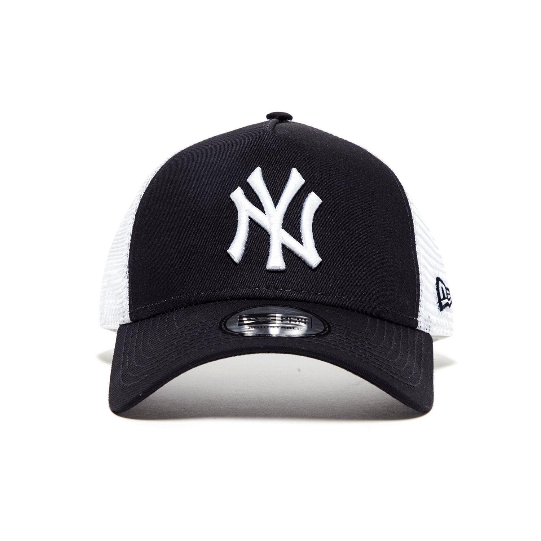 447a8f7a332 Lyst - KTZ Mlb New York Yankees Snapback Trucker Cap in Blue