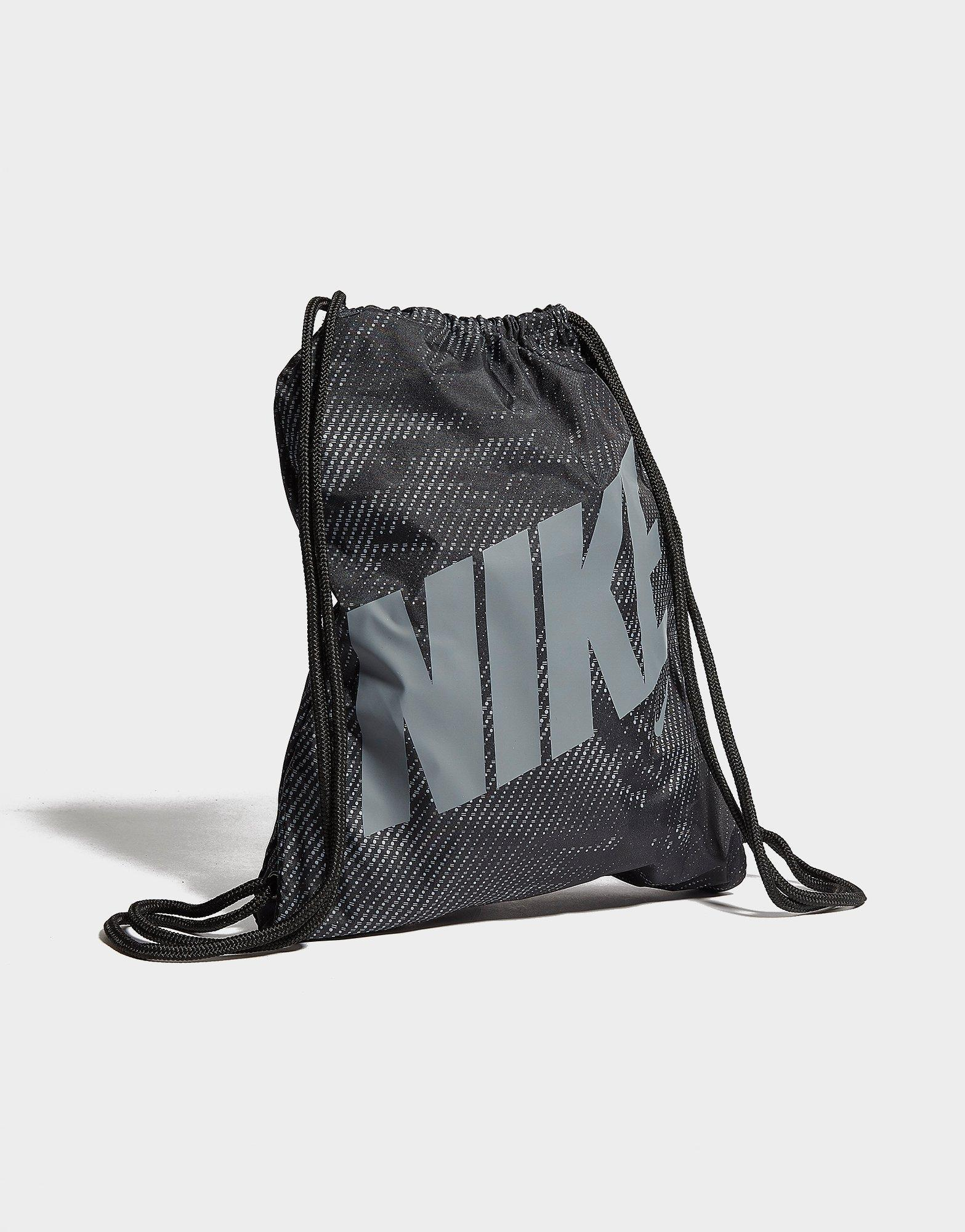 outlet store 35ded f92ad Nike Gfx Gymsack in Black for Men - Lyst