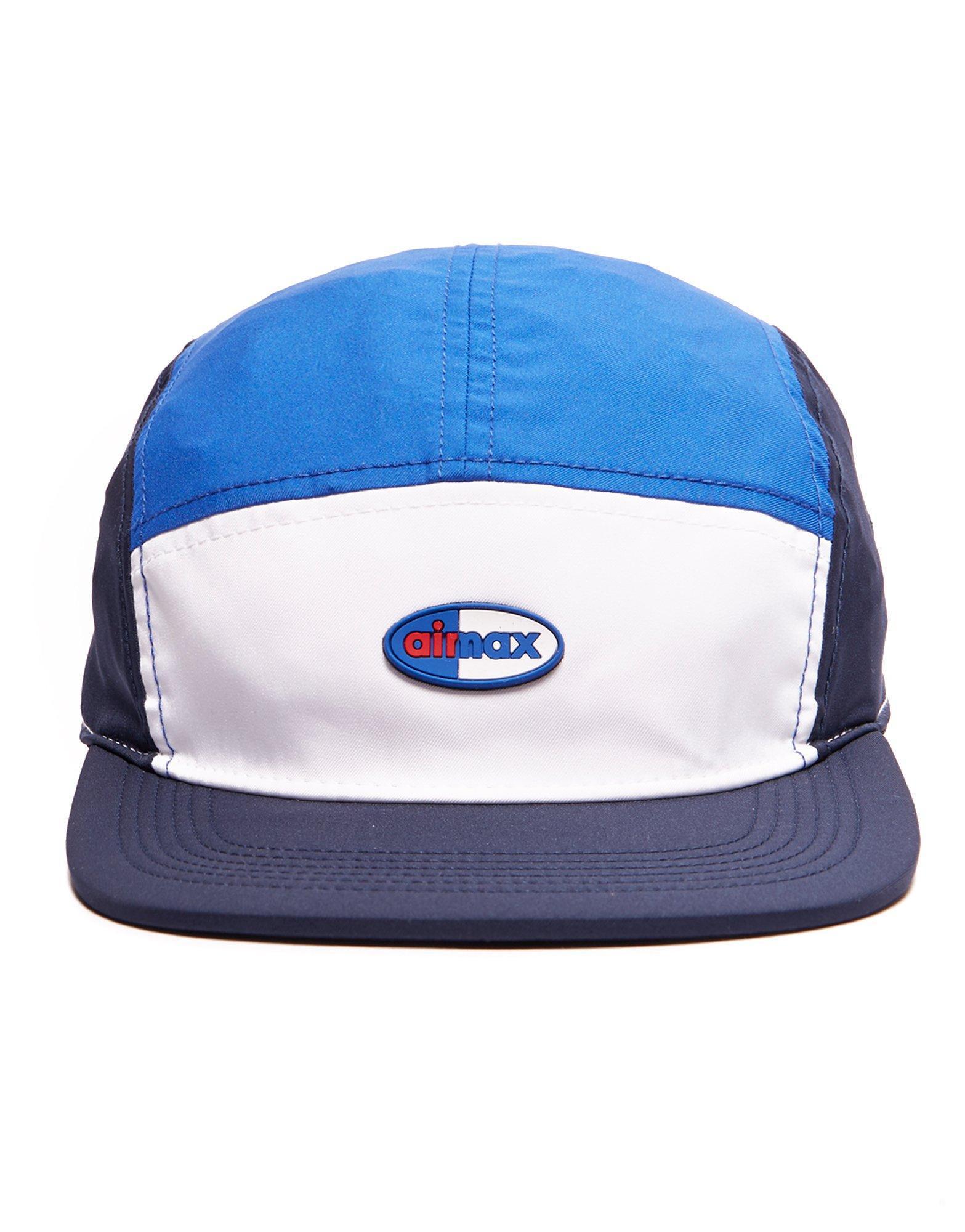 b6ef3dcd Nike Air Max 84 Cap in Blue for Men - Lyst