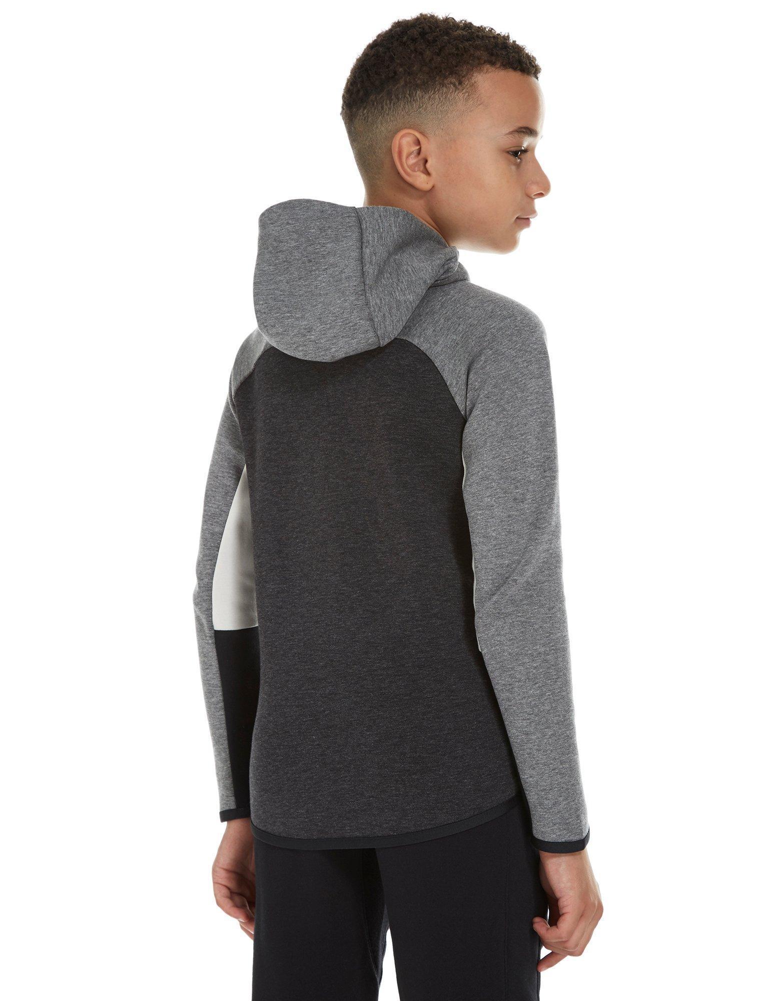 1f9f1e5d8174 Lyst - Nike Tech Windrunner Hoodie Junior in Gray for Men