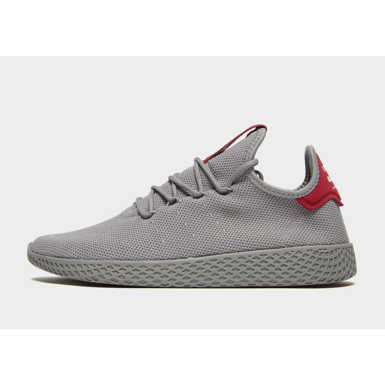 81d29193d227c adidas Originals X Pharrell Williams Tennis Hu in Gray for Men - Lyst