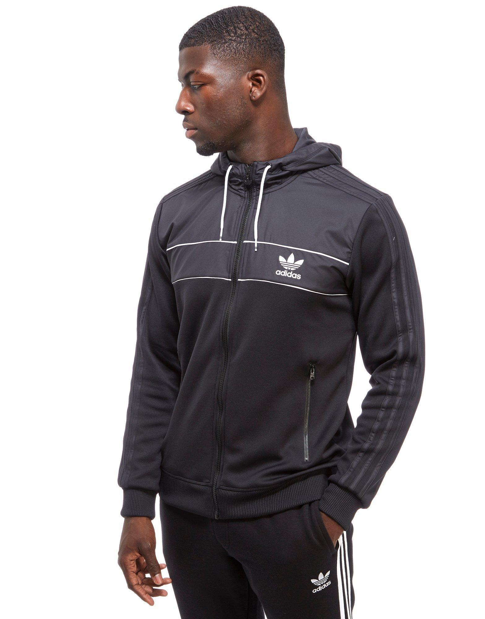 Lyst Adidas Originals Country Full en Zip Hoody en Adidas Originals Negro para Hombres 2778394 - rigevidogenerati.website