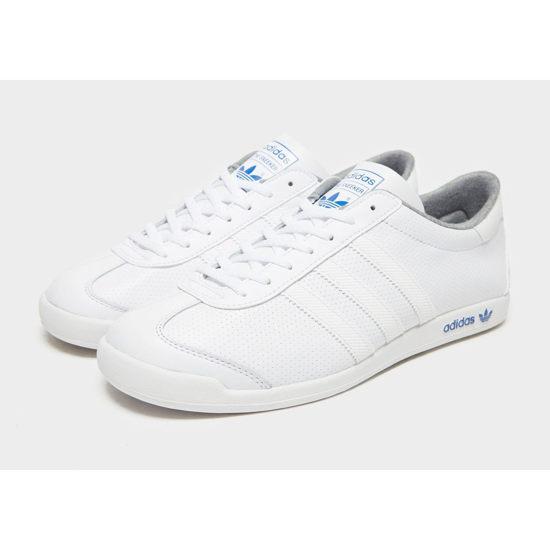 Lyst - adidas Originals The Sneeker in White for Men 106585b0927