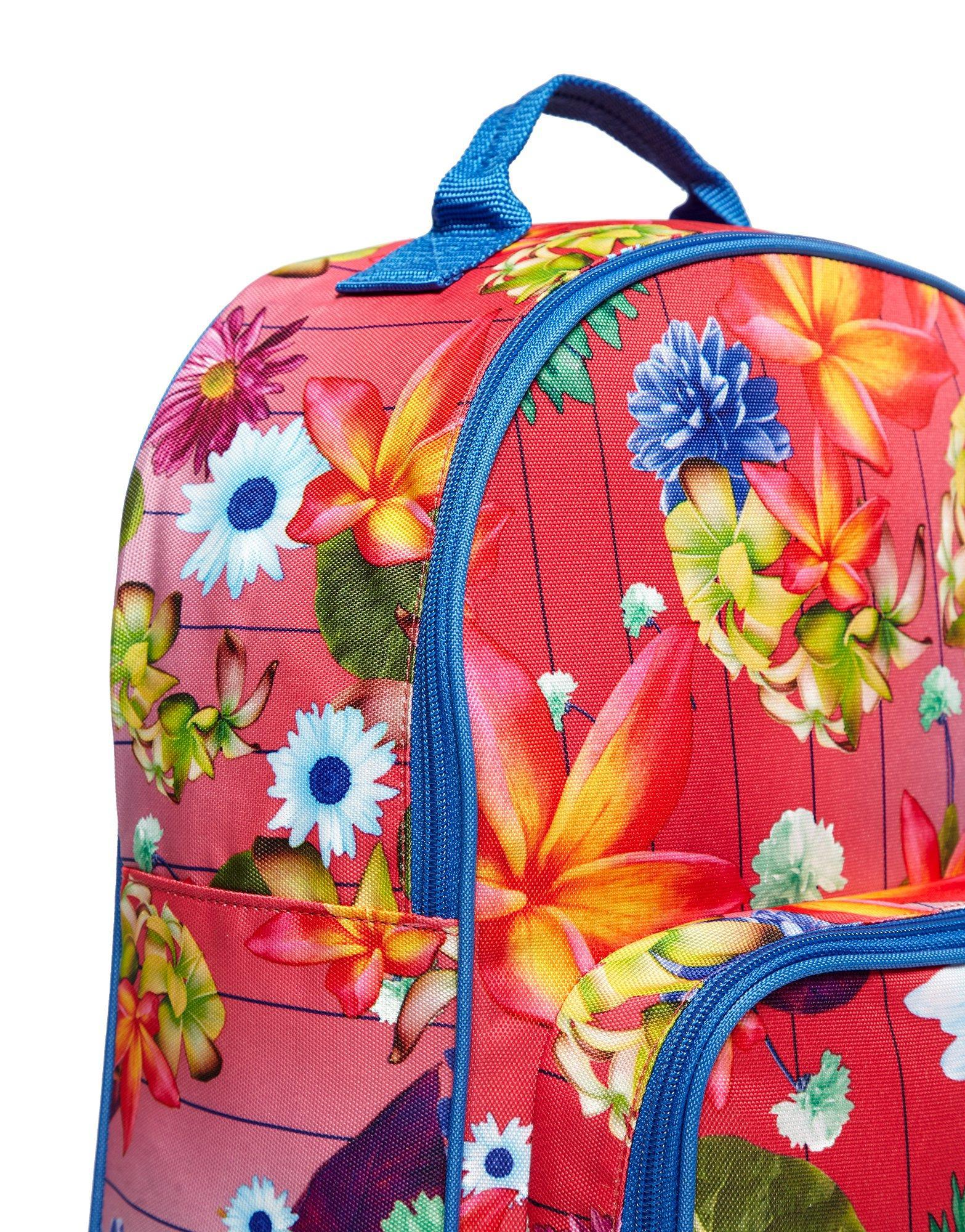 7b391f8c5ffb adidas Originals Classic Flower Backpack - Lyst