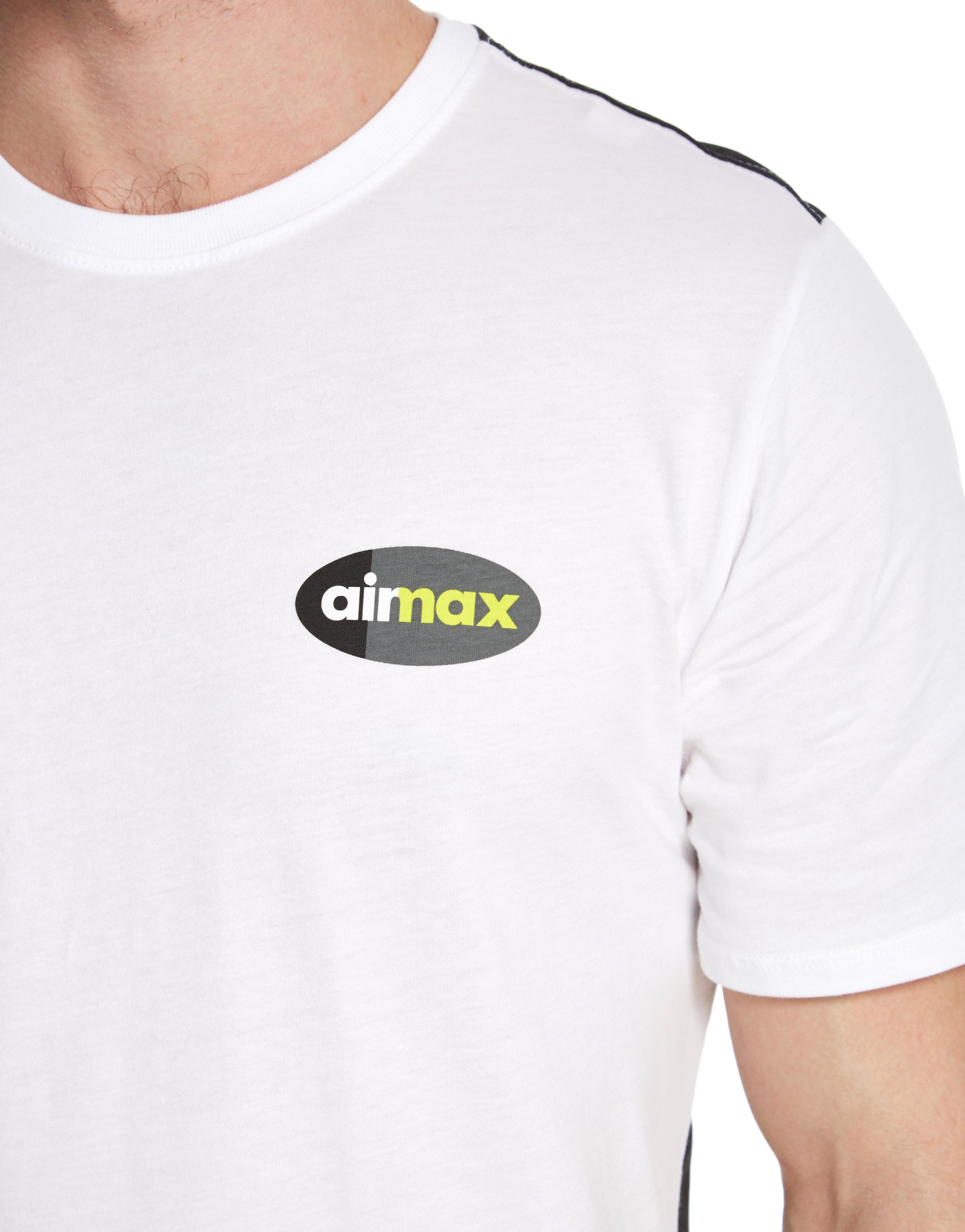 7db6ed151b Lyst - Nike Air Max 95 T-shirt in White for Men