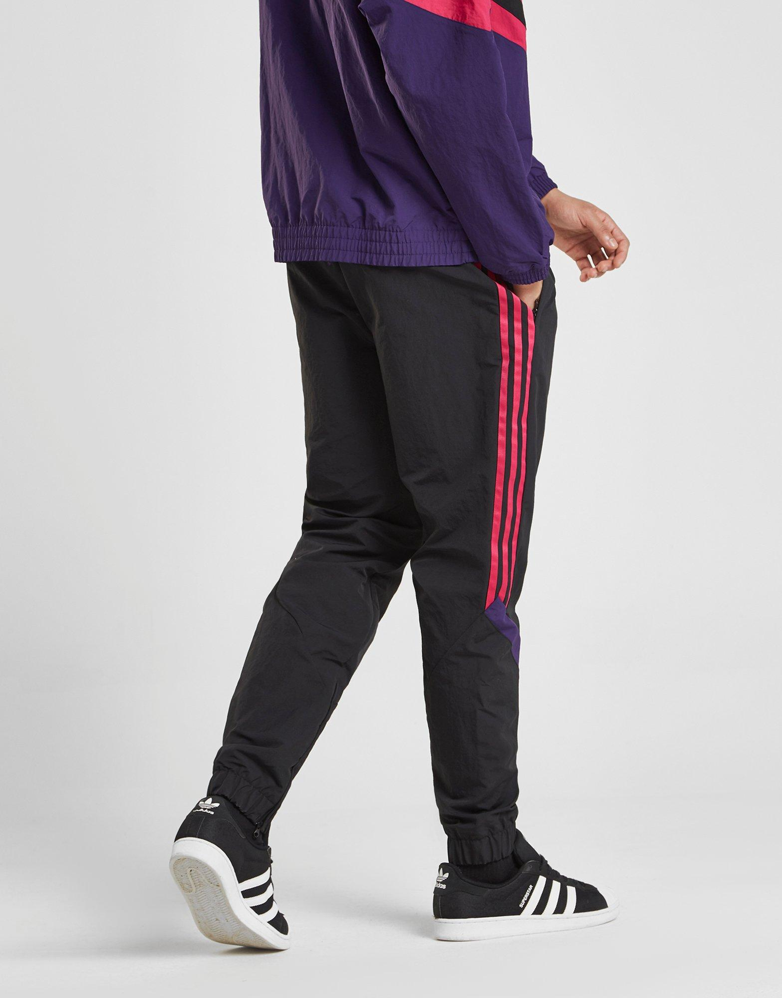 ccf8b00039d446 adidas Originals Sportivo Track Pants in Black for Men - Lyst