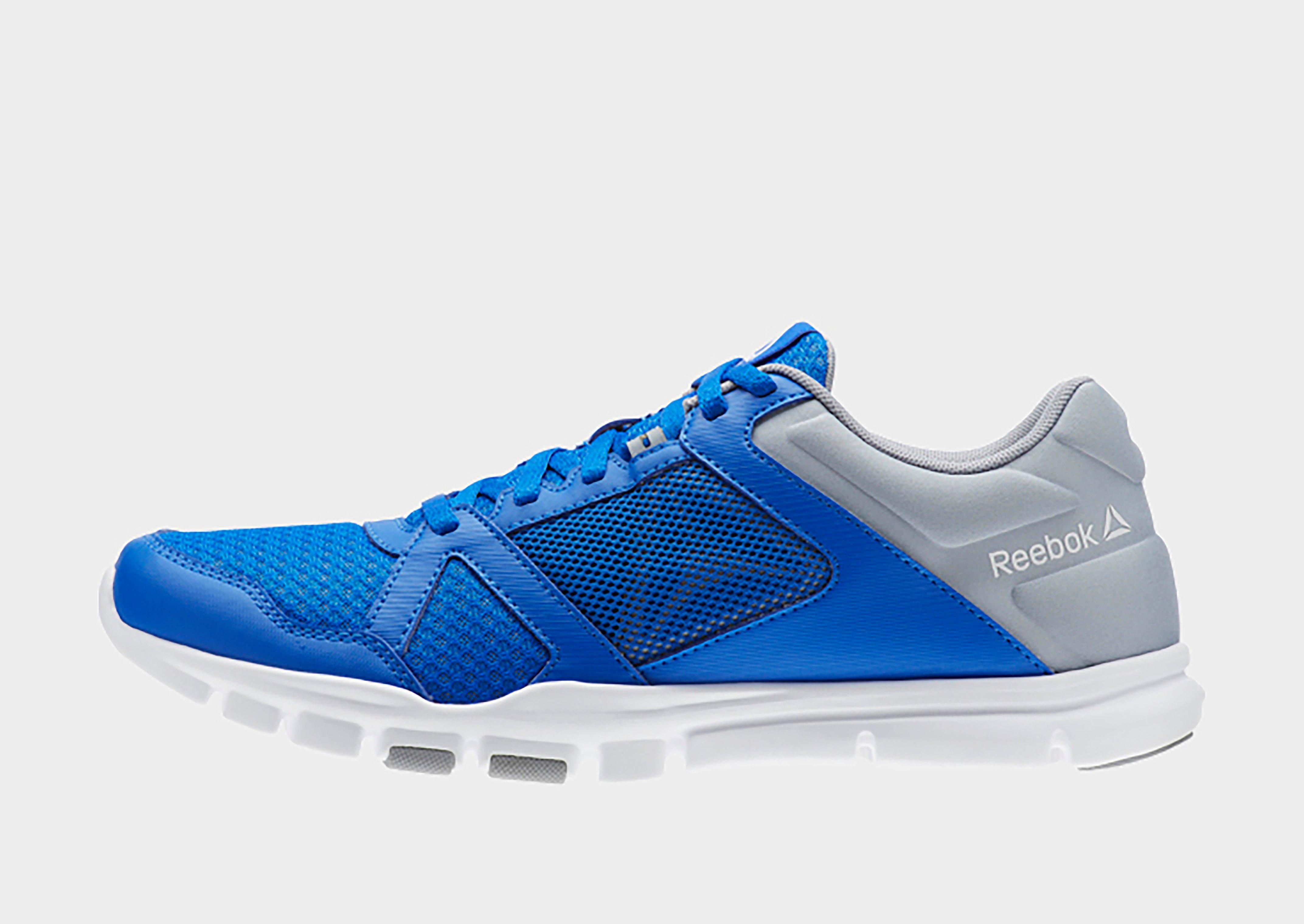 Lyst - Reebok Yourflex Train 10 Mt in Blue for Men ca2bd790a