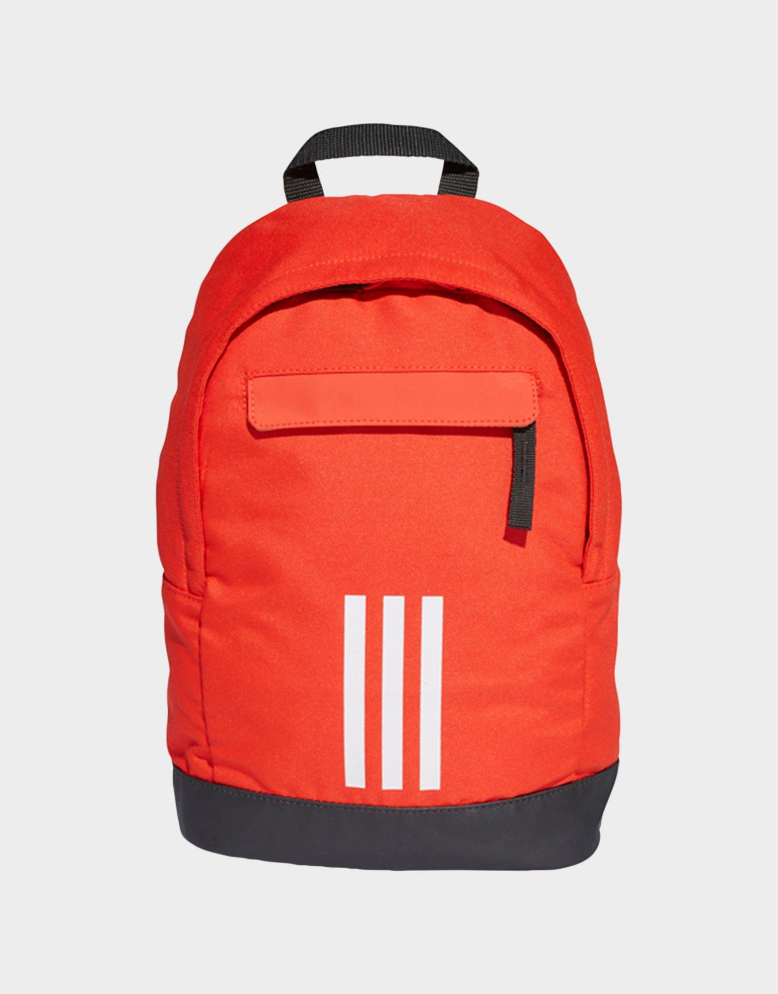 ec3e069eee Adidas Adi Classic 3-stripes Backpack Xs in Red - Lyst