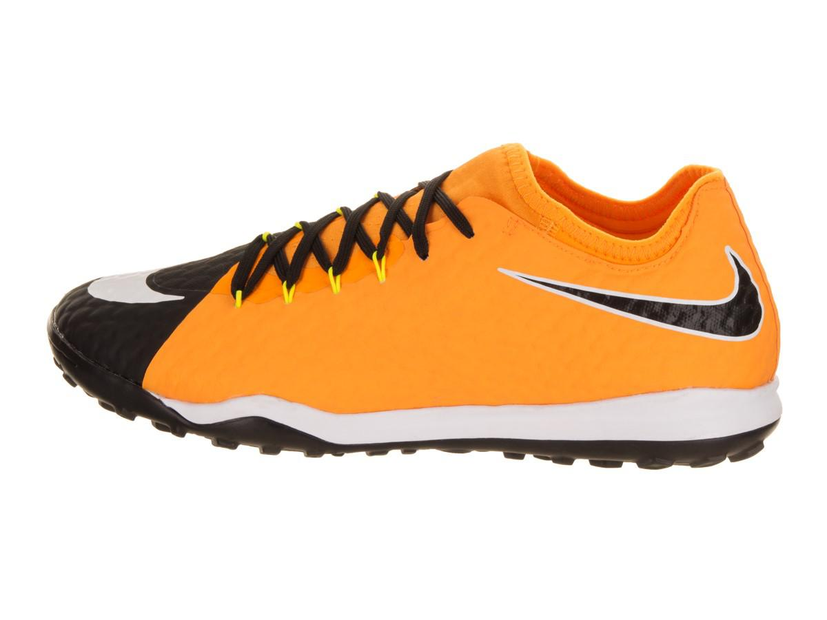 new concept 4410b 784c4 Lyst - Nike Hypervenomx Finale Ii Tf Laser Orange white black volt ...