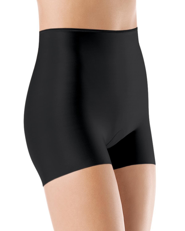 8c71d70fe73f9 Lyst - Spanx Slimplicity Girl Short Compression Control Shapewear ...