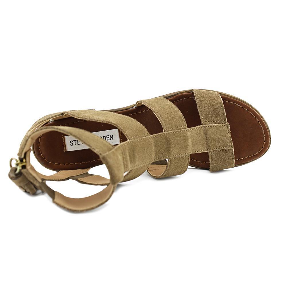 738378754647 Lyst - Steve Madden Daviss Women Us 8 Brown Gladiator Sandal in Brown