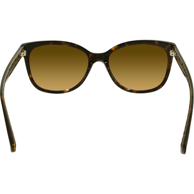 90822f5dae NWT Coach HC 8132 54398H Havana Sunglasses Source · Lyst Coach Gradient  Hc8132 529113 57 Square Sunglasses in Brown