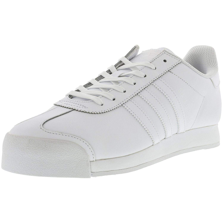 online store 449cf 72546 Lyst - adidas Samoa Footwear White   Cool Grey Black Ankle-high ...