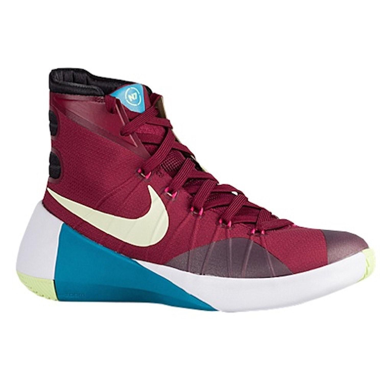 4bb86564ed50 Lyst - Nike Hyperdunk 2015 N7 Basketball Shoes in Red for Men