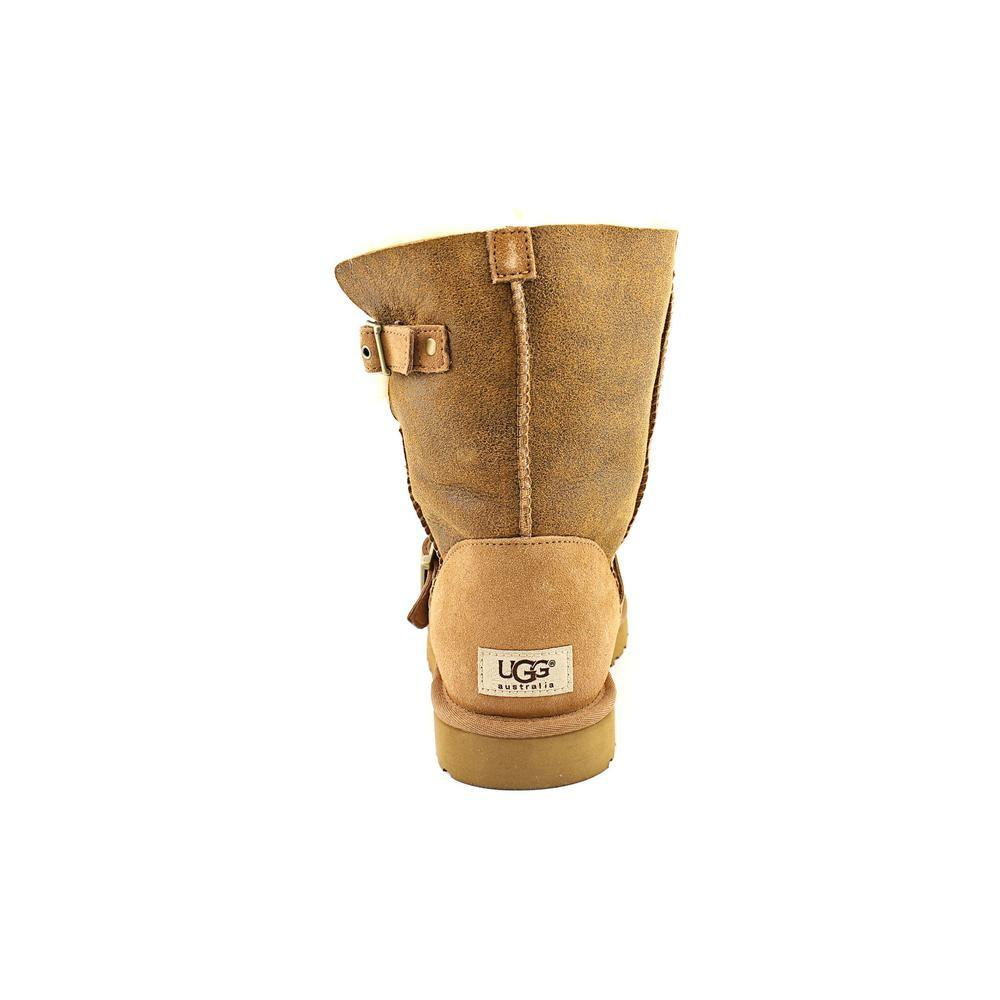 0e56e799753 inexpensive ugg classic short dylyn chestnut wood c4adf 2e835