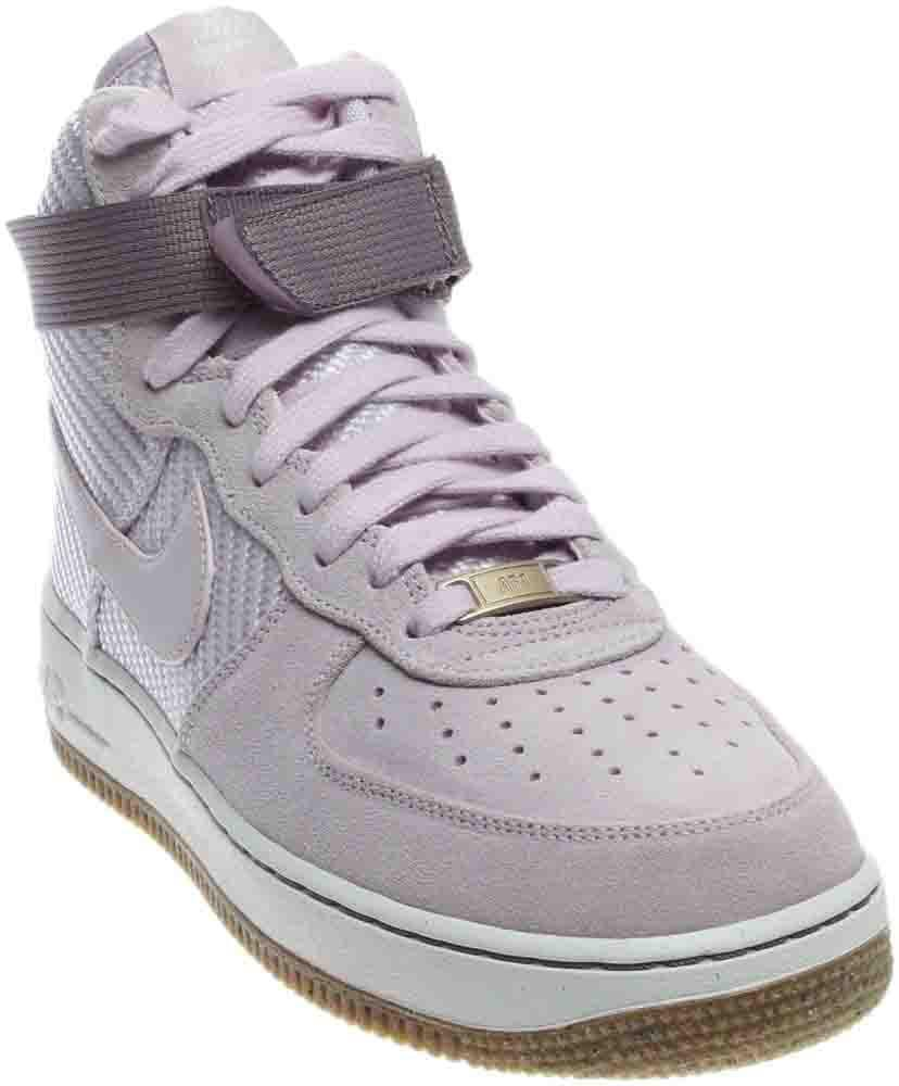 on sale ab6ee 7b359 Lyst - Nike 654440-500  Air Force 1 07 High Premium Sneaker (9 B(m ...