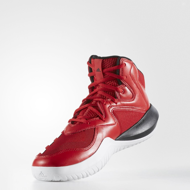 Lyst Team 5 Adidas 10 Shoe Scarlet Core Crazy Basketball 2017 0X8OknwP