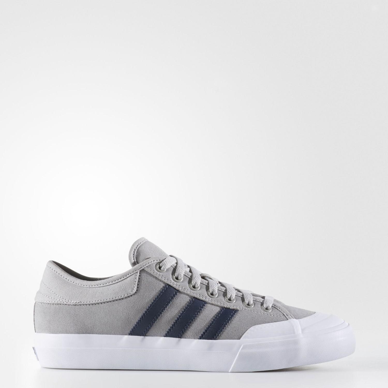 Lyst adidas skateboard unisex matchcourt avanzata mgh solido grigio