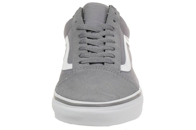 92a199ebac Lyst - Vans Unisex Old Skool (suede canvas) Frstgry twt Skate Shoe ...