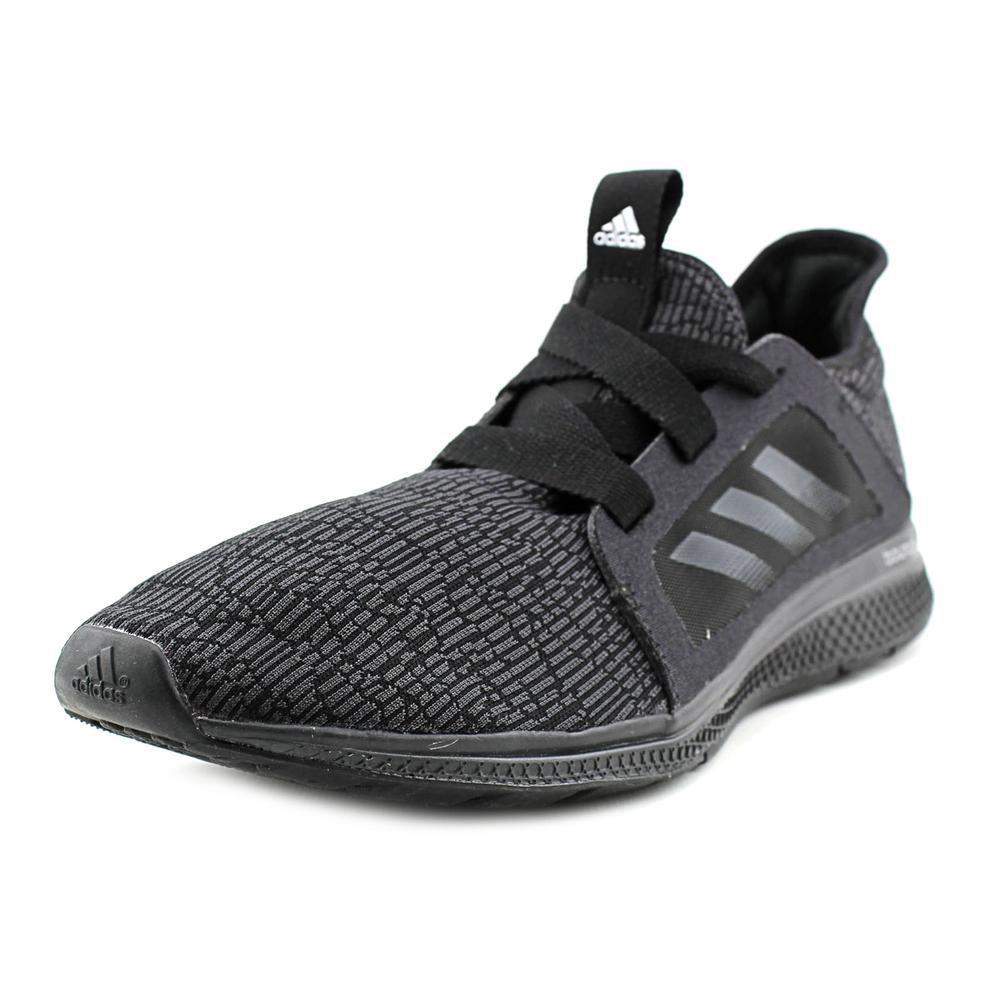 Lyst adidas edge lux donne noi 8 nero scarpe unito in nero
