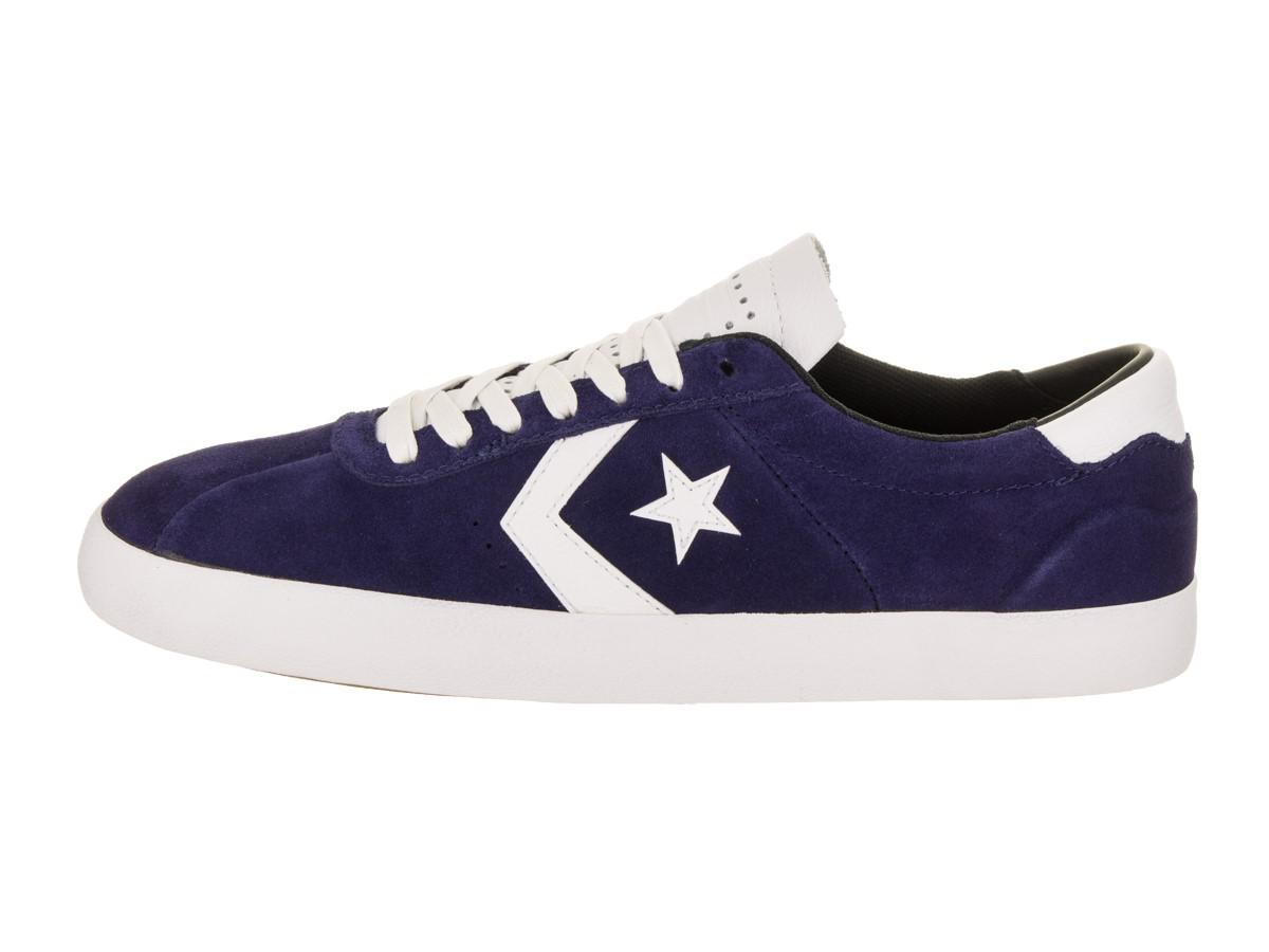 Lyst - Converse Unisex Breakpoint Pro Ox Casual Shoe in Blue for Men 7c6745e69