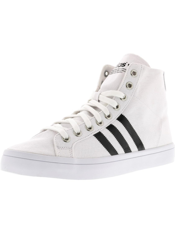 Lyst - adidas Courtvantage Mid Footwear White   Core Black Metallic ... a5413655c