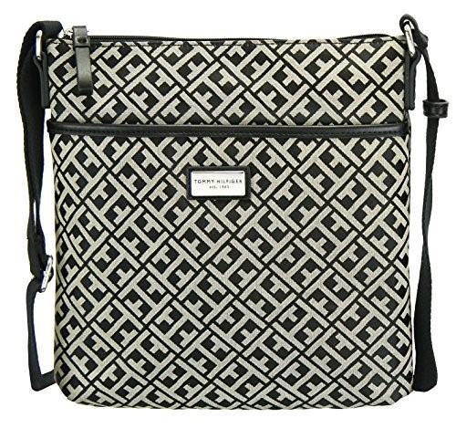 07c49ea17af Tommy Hilfiger Girl's Xbody/crossbody Handbag in Black - Lyst