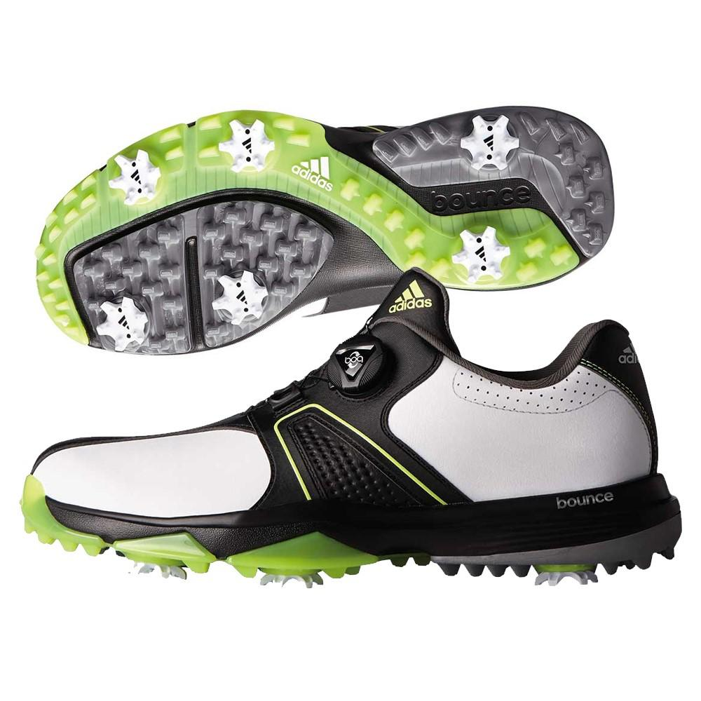 the latest 94300 8f300 Lyst - adidas 360 Traxion Boa Golf Shoes Whitecore Blacksola