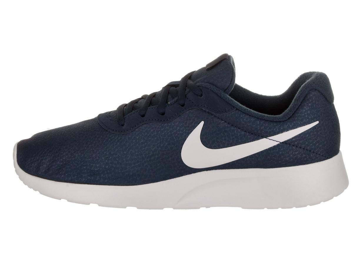 Nike - Blue 876899-402 : Tanjun Premium Casual Shoe for Men - Lyst. View  Fullscreen