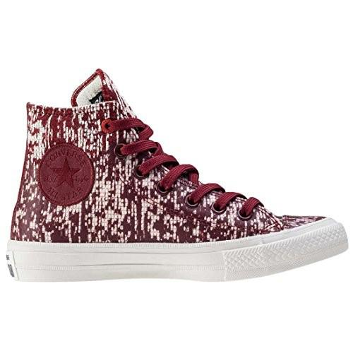 07a3c1ad0c1 Lyst - Converse Ctas Ii Translucent Rubber Trainers in Red