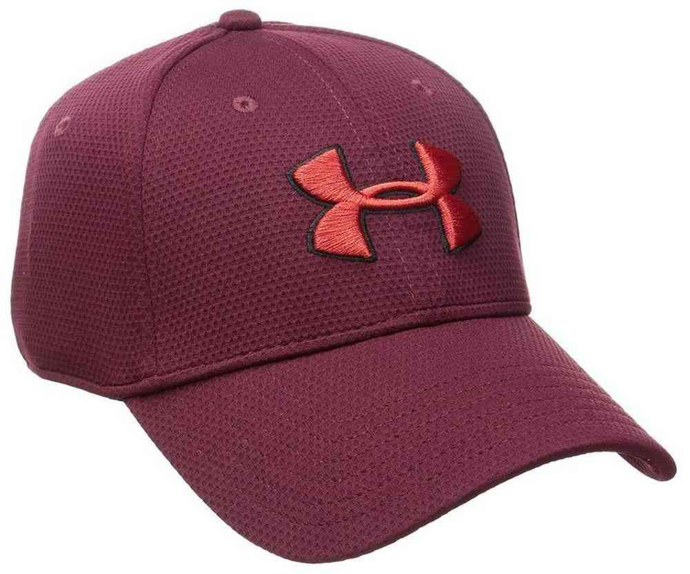 Lyst - Under Armour Ua Blitzing Ii Stretch Fit Baseball Cap Hat ... 147be4c11bb0